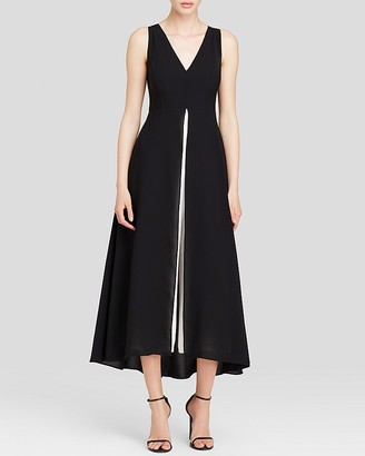 Adrianna Papell Jumpsuit - Overlay Culotte $180 thestylecure.com