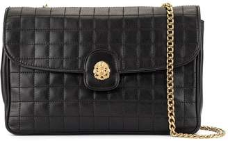 Celine Pre-Owned Macadam Plate Chain Bag