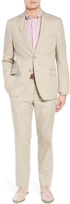 Kroon Irons AIM Classic Fit Solid Cotton Blend Suit