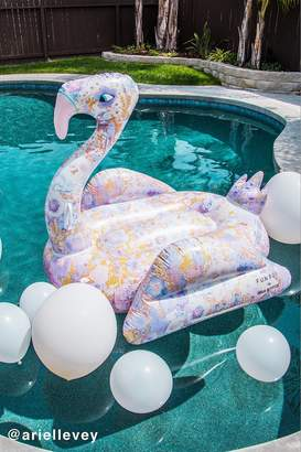 Pool' FUNBOY For UO Floral Flamingo Pool Float