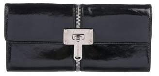 Michael Kors Patent Leather Clutch
