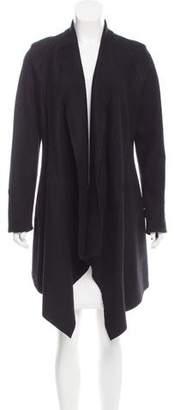 Demoo Parkchoonmoo Wool Draped Coat