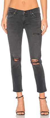 James Jeans Dylan Ankle Zip Boyfriend.