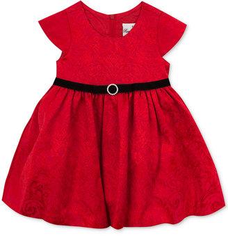 Rare Editions Brocade & Velvet Dress, Toddler Girls & Little Girls (2T-6X) $74 thestylecure.com