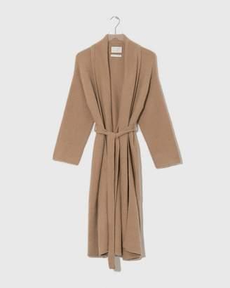LAUREN MANOOGIAN Honey Cashmere New Robe Coat