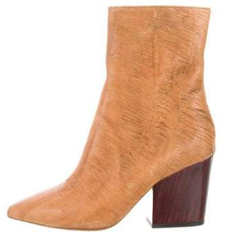 IRO Leather Ankle Boots w/ Tags