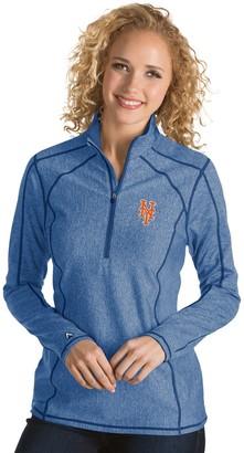 Antigua Women's New York Mets Tempo Pullover
