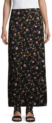 Arizona Womens Long Maxi Skirt - Juniors