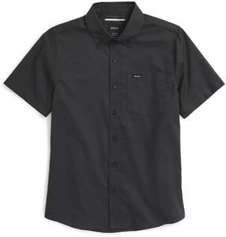 RVCA 'That'll Do' Woven Shirt