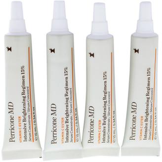 N.V. Perricone 0.34Oz Vitamin C Ester 15 Intensive Brightening Regimen