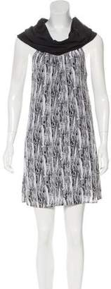 Alexander Wang Sleeveless Silk Mini Dress