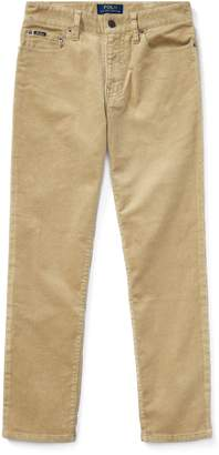 Ralph Lauren Varick Stretch Corduroy Pant