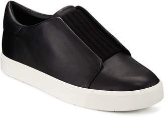 Vince Cantara Slip-On Leather Sneakers