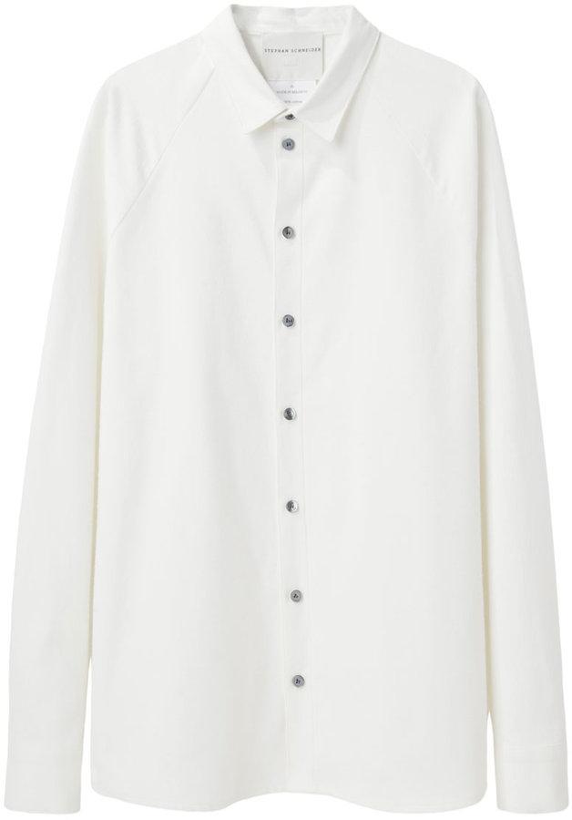 Stephan Schneider / Tuft Raglan Sleeve Shirt