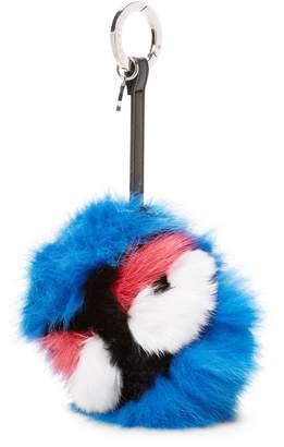 Jocelyn Women's Fox & Rex Rabbit Monster Keychain