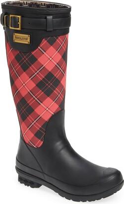 Pendleton Heritage Cunningham Tartan Tall Boot