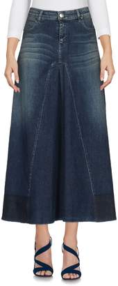 Jijil Denim skirts