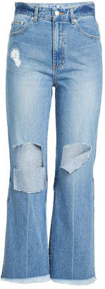 Sjyp Flare Jeans