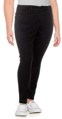 NYDJ Plus Ami Skinny Jeans
