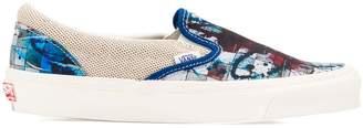 Vans x Ralph Steadman plimsoll sneakers