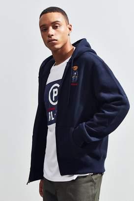 Polo Ralph Lauren Teddy Bear Full-Zip Hoodie Sweatshirt
