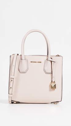 MICHAEL Michael Kors Mercer Medium Accordion Messenger Bag