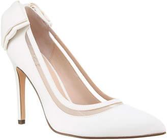 I. MILLER I. Miller Womens Reyhan Pumps Pointed Toe Stacked Heel