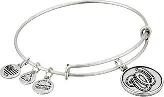 Alex and Ani Washington Nationals Cap Logo Expandable Bangle Bracelet