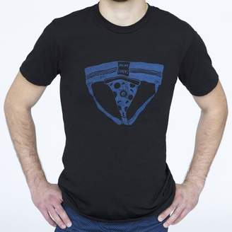 Blade + Blue Provincetown 'Meat Lovers' Pizza Jock Strap Tee
