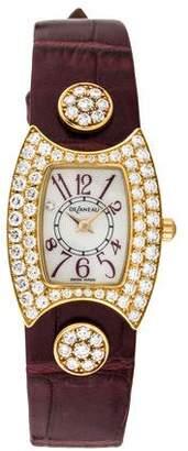 DeLaneau First Lady Watch