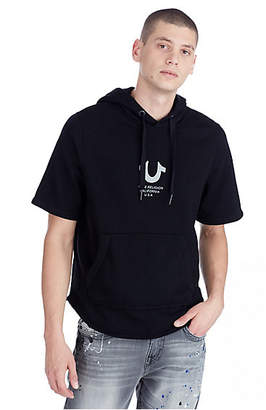 True Religion SHORT SLEEVE MENS HOODIE