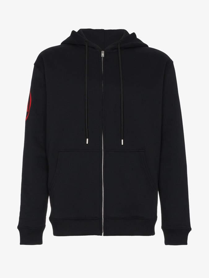 Alyx One Race zip-up hoodie