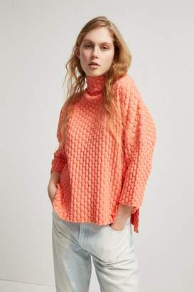 French Connenction Mona Mozart High Neck Sweater