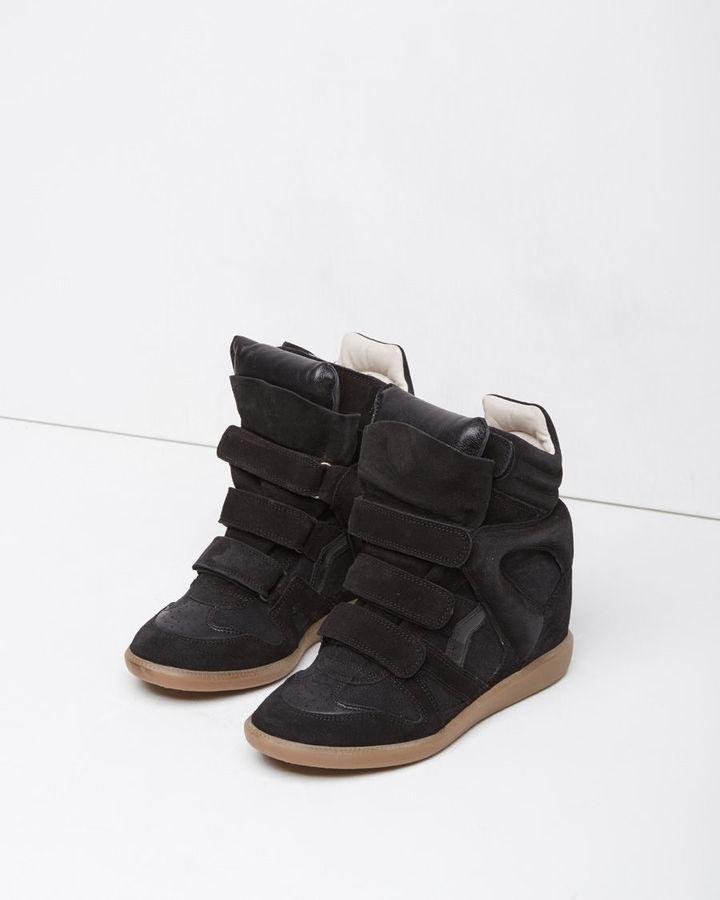 Isabel Marant Bekett High-Top Sneaker