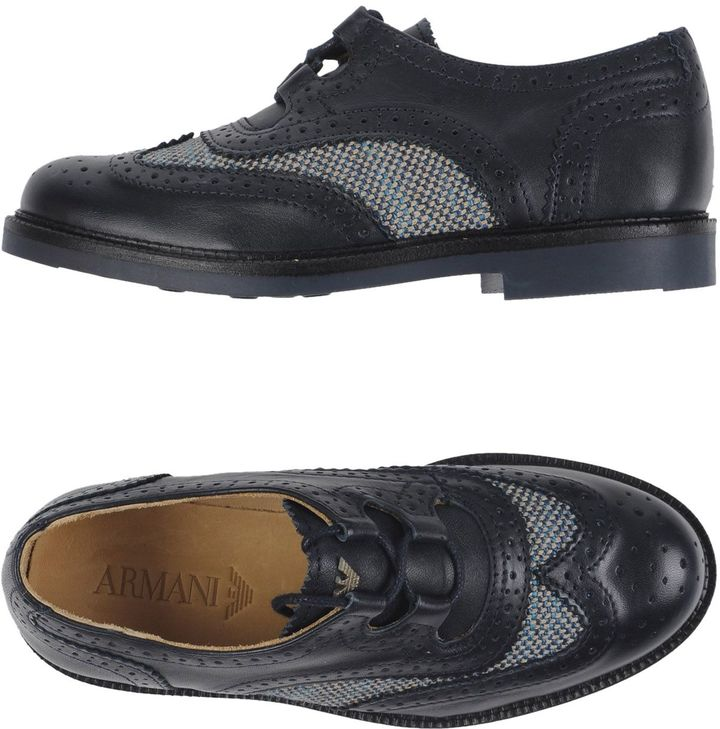 Armani Junior ARMANI JUNIOR Lace-up shoes