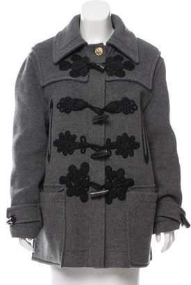 Altuzarra Structured Wool Coat