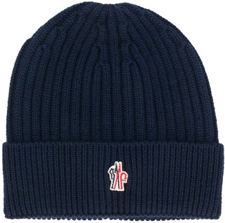 Moncler ribbed knit cap