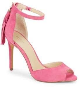 Anna Tasseled High Heeled Sandals