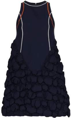 ANGEL CHEN bubble-detail dress