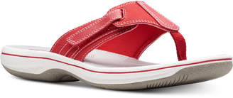 Clarks Collection Women's Brinkley Sail Flip-Flops