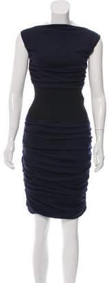 Giambattista Valli Sleeveless Knee-Length Dress