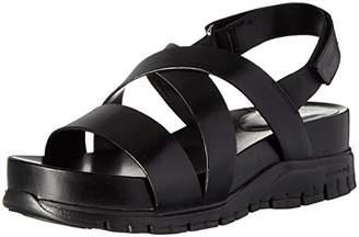 Cole Haan Women's Zerogrand Criss Cross Gladiator Sandal