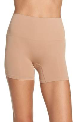 Women's Yummie By Heather Thomson Ultralight Seamless Shaping Shorts