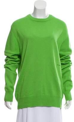 Calvin Klein Cashmere Crew Neck Sweater