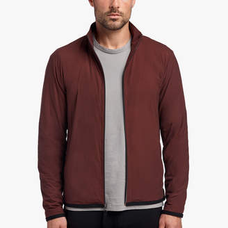 James Perse JERSEY LINED TECHNICAL JACKET