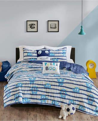 Urban Habitat Kids Poe 5-Pc. Full/Queen Cotton Coverlet Set Bedding