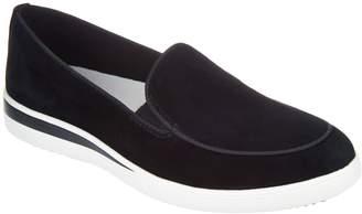 ED Ellen Degeneres Suede Slip-On Shoes - Antona