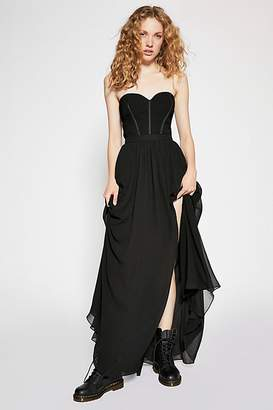 Fame & Partners Taurus Maxi Dress