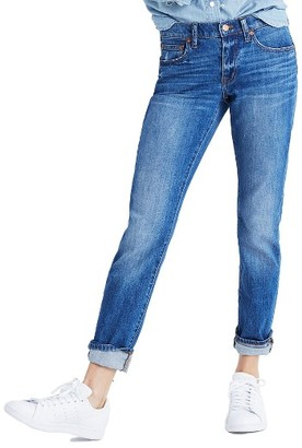 Women's Madewell The Slim Boyjean Boyfriend Jeans $128 thestylecure.com