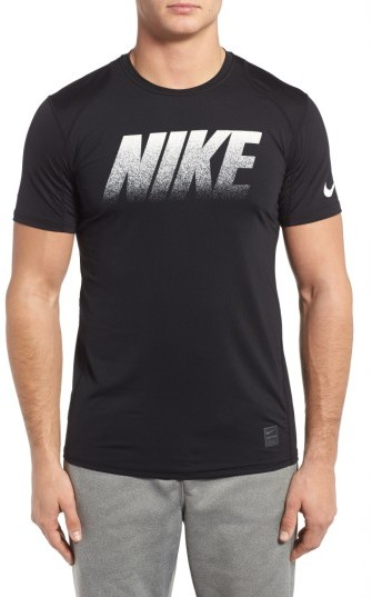 Men's Nike Logo Dri-Fit T-Shirt